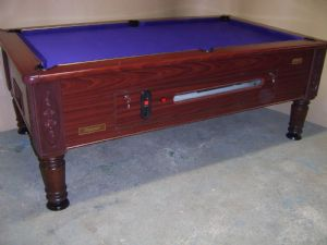 Superleague Imperial 7x4 Slate Bed Pub Pool Table
